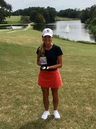 Caroline Nemes's Women's Golf Recruiting Profile