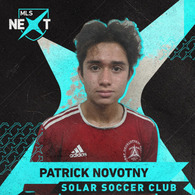 Patrick Novotny's Men's Soccer Recruiting Profile