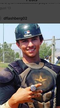 Dane Flashberg's Baseball Recruiting Profile