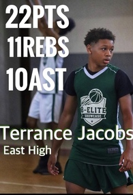 Terrence Jacobs Jr's Men's Basketball Recruiting Profile