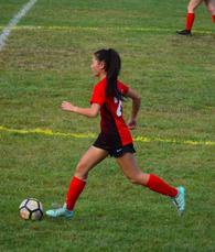 Rachael Fantoni's Women's Soccer Recruiting Profile