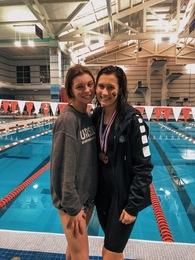 Helene Beerman's Women's Swimming Recruiting Profile