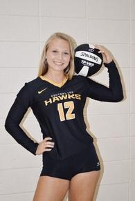 Zoe Eschman's Women's Volleyball Recruiting Profile