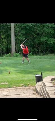 Parker Cassidy's Men's Golf Recruiting Profile