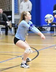 Carrina Barron's Women's Volleyball Recruiting Profile