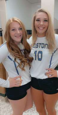 Kaylee Thurston's Women's Volleyball Recruiting Profile
