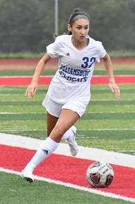 Kaitlyn Gregory's Women's Soccer Recruiting Profile