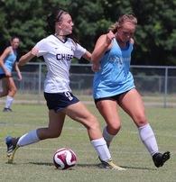 Miller Blaylock's Women's Soccer Recruiting Profile