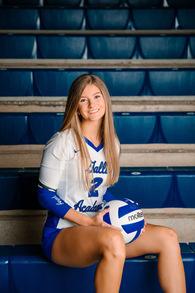 Bailey Barnette's Women's Volleyball Recruiting Profile