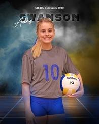 Aubrey Swanson's Women's Volleyball Recruiting Profile