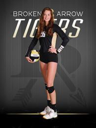Mackenzie McGuire's Women's Volleyball Recruiting Profile
