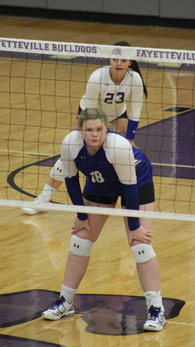 Reese Ricketts's Women's Volleyball Recruiting Profile