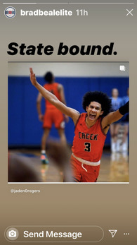 Jaden Rogers's Men's Basketball Recruiting Profile