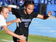 Nyla Blue's Women's Soccer Recruiting Profile