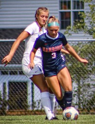 Whitney Duell's Women's Soccer Recruiting Profile