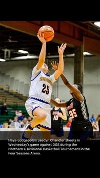 Jaedyn Chandler's Women's Basketball Recruiting Profile