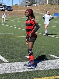 Jamila Omardin's Women's Soccer Recruiting Profile