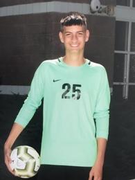 Kael McGowan's Men's Soccer Recruiting Profile