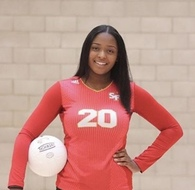 Monet Cook's Women's Volleyball Recruiting Profile