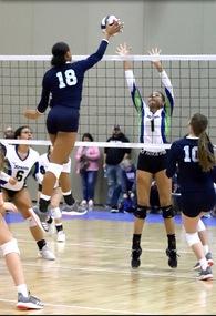 India Bennett's Women's Volleyball Recruiting Profile