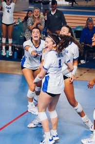 Ellie Pate's Women's Volleyball Recruiting Profile