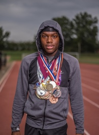 Khalid Hornsby's Men's Track Recruiting Profile