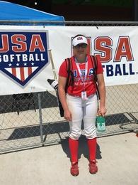 Claire Renaker's Softball Recruiting Profile