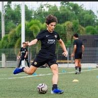 Ramon Caceres's Men's Soccer Recruiting Profile