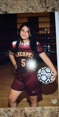 Adriana Marcelino's Women's Soccer Recruiting Profile