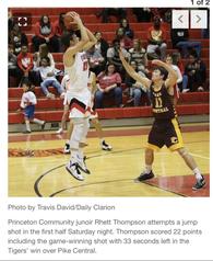 Rhett Thompson's Men's Basketball Recruiting Profile