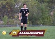 Aaron Schindler's Men's Soccer Recruiting Profile