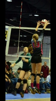 Taylor Maguire's Women's Volleyball Recruiting Profile