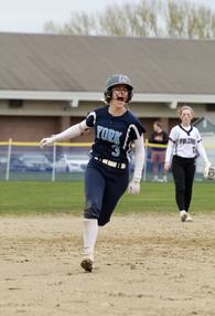 Alexis Osterhaus's Softball Recruiting Profile