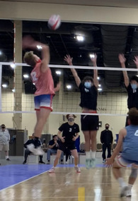 Layne Laswell's Men's Volleyball Recruiting Profile