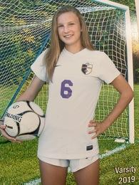 Kelly DuBois's Women's Soccer Recruiting Profile