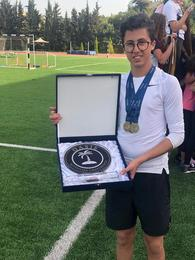 Ali Sakijha's Men's Track Recruiting Profile