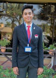Adam Elshamy's Men's Golf Recruiting Profile