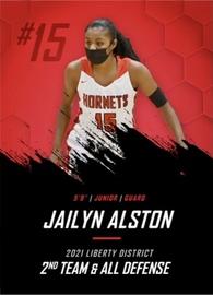 Jailyn Alston's Women's Basketball Recruiting Profile