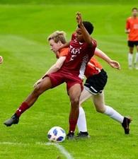 Jayce Fraser's Men's Soccer Recruiting Profile