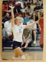 Georgia Day's Women's Volleyball Recruiting Profile