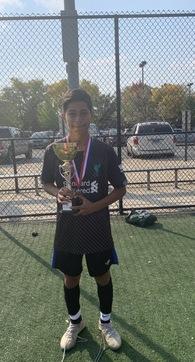 Leonardo Salazar's Men's Soccer Recruiting Profile