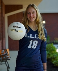 Lindsey Holland's Women's Volleyball Recruiting Profile