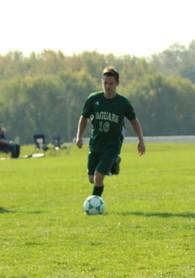 Joshua Pym's Men's Soccer Recruiting Profile