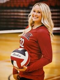 Ellie Schrader's Women's Volleyball Recruiting Profile