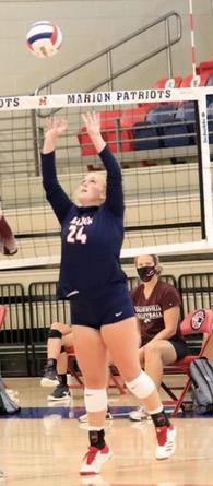 Kersten Jackson's Women's Volleyball Recruiting Profile