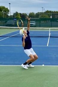 Cooper LeCount's Men's Tennis Recruiting Profile