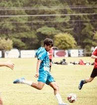 Dominic Valenzuela's Men's Soccer Recruiting Profile