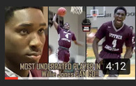 Willie Jones's Men's Basketball Recruiting Profile