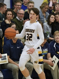 Conner Barfield's Men's Basketball Recruiting Profile