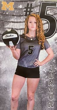 Reegan Shoquist's Women's Volleyball Recruiting Profile